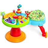 Comfort & Harmony,bright Starts Zippity Zoo 3-in-1 Around We Go