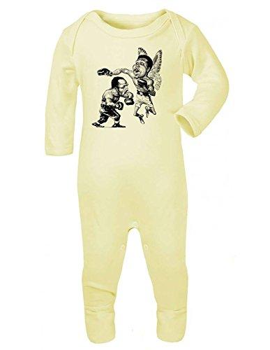 Ali & Frazer flotador Cartoon bebé crecer amarillo amarillo amarillo Talla:0-3 meses