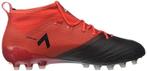 adidas Ace 17.1 Primeknit AG, Scarpe da Calcio Uomo Rosso (Red/Footwear White/Core Black)