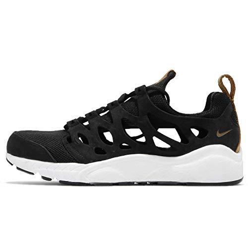 Nike Men Air Zoom Chalapuka, Black/Black - White Black / Black - White