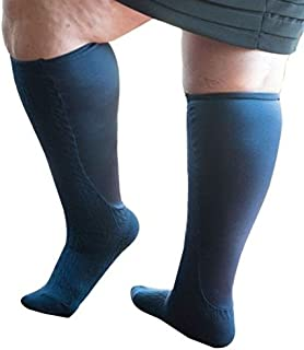 0d7542755a Xpandasox Women's Wide Calf/compression/knee highs at Amazon Women's ...