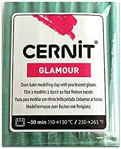 Sescha Cernit Modelliermasse Polymer Clay Glamour Fuchsia