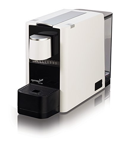 Caprista Expresso Capsule Machine White
