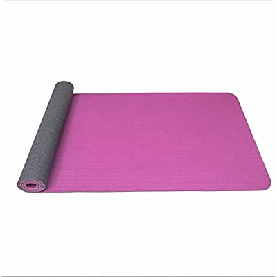 Shi18Sport Tapis De Yoga Tpe Yoga Le Yoga Mat