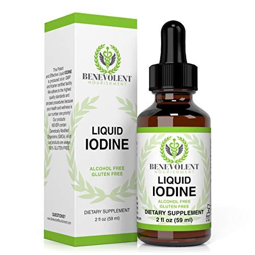Liquid Iodine Potassium Drops