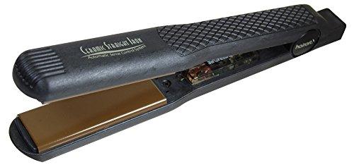 HairArt H3000 Tourmaline Ceramic Straightening Iron, 1 - Flat For Irons Fhi Hair