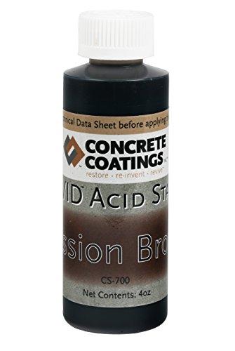 Expert choice for acid stain 4 oz