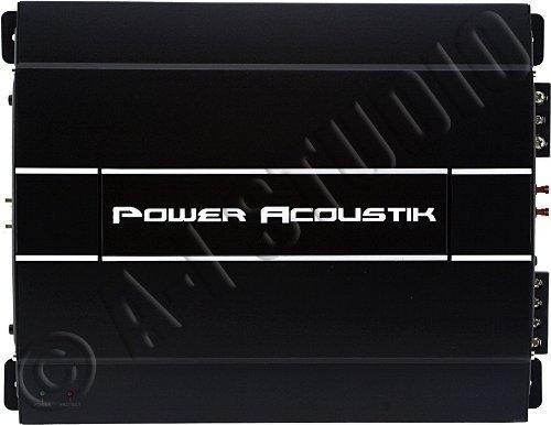 Power Acoustik REP4900 PA 4X85W 900W MAX CLASS A/B 4CH AMP