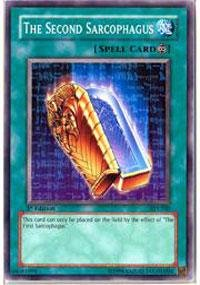 Yu-Gi-Oh! - The Second Sarcophagus (AST-100) - Ancient Sanctuary - 1st Edition - ()