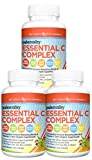 Vitamin C Supplement - Paleovalley Essential C Complex (450 mg, 30-Day Supply) - 750% of Daily Value per Serving - Boost Immunity - Non GMO - Gluten Free - Made with Organic Berries and Cherries