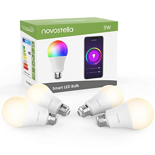 Led Light Bulb 900 Lumen Warm White 9 Watt in US - 6
