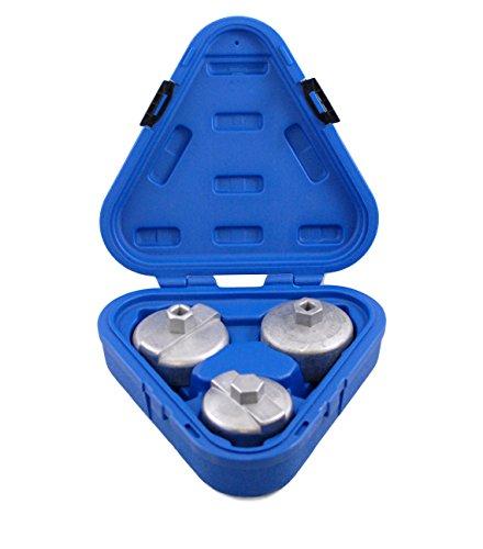 Assenmacher Specialty Tools Toy 300 Oil Filter Wrench Set for Toyota/Lexus (Assenmacher Oil Filter Wrench Set)