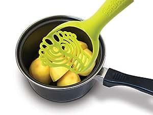 Funky Footprint Shaped Potato Masher Totally Crazy Design Potato Tool Kitchen Gadget