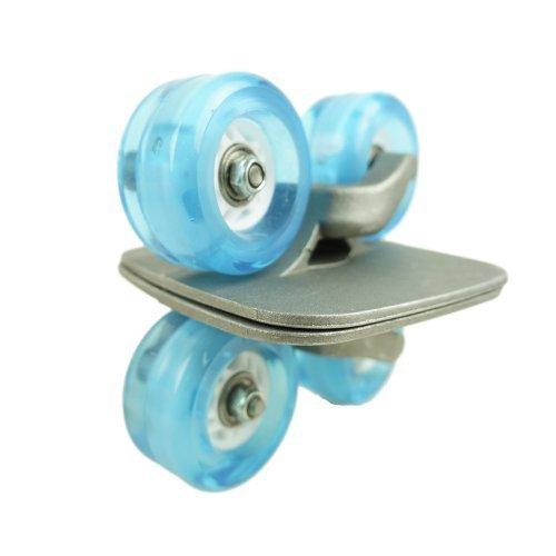 CJW Drift Skate Plates Skateboard (Blue, standard)