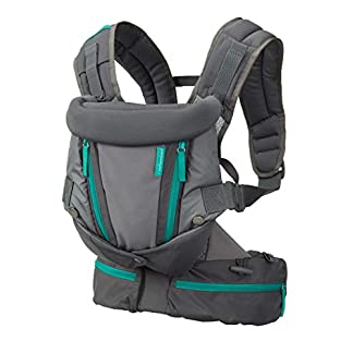 Infantino Carry On Carrier - Ergonomic, expandable, face-in and face-out, front and back carry for newborns and older… 13