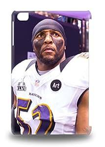 For Ipad Mini/mini 2 Premium Tpu Case Cover NFL Baltimore Ravens Ray Lewis #52 Protective Case ( Custom Picture iPhone 6, iPhone 6 PLUS, iPhone 5, iPhone 5S, iPhone 5C, iPhone 4, iPhone 4S,Galaxy S6,Galaxy S5,Galaxy S4,Galaxy S3,Note 3,iPad Mini-Mini 2,iPad Air )
