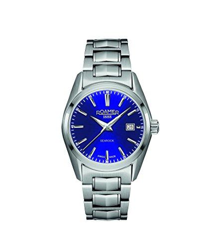 Roamer Searock Women's Sapphire Swiss Made Quartz Watch 210844 41 45 20
