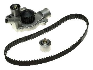 Gates TCKWP194 Engine Timing Belt Kit with Water (Ford Escort Heater)