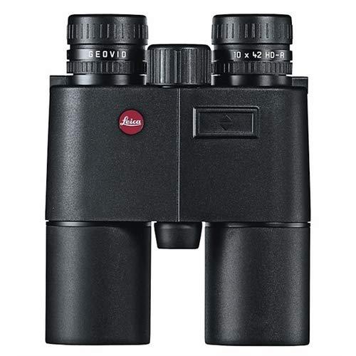 - Leica Camera Co. 10x42 Geovid-R Binoculars with EHR