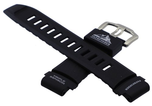 Watch Tip Replacement Bands - Casio #10332894 Genuine Replacement Strap for Pathfinder Watch Model #Paw2000-1
