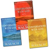 Neale Donald Walsch - Conversations with God Trilogy: 3 books Collection set (Book 1, Book 2, Book 3)