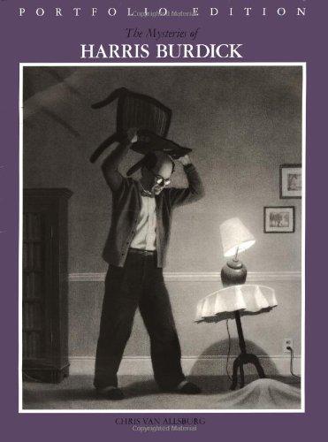 The Mysteries of Harris Burdick Portfolio Edition by Chris Van Allsburg (1-Mar-1997) Paperback