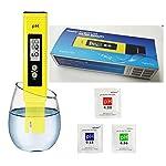 Digital tester del pHmetro 0,01Ph Precisione di qualità dell'acqua del tester con Atc 0-14Gamma di misura con scatola di… 41VcnENyafL. SS150