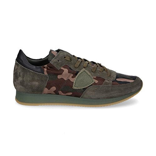 Suède TRLUCF24 Philippe Homme Vert Baskets Model IwngfqxS