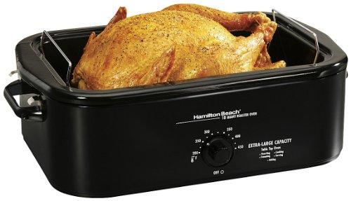 Hamilton Beach 32188 18 Quart Roaster Oven ()