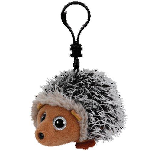 Ty Beanie Boos Spike the Brown Hedgehog Clip (Spike Hedgehog)
