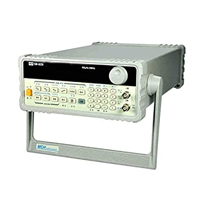 Arbitrary Wave Function Signal Generator 20MHZ Electronic Laboratory Equipment MCH-4020 High Precision (Size : 198-242V)