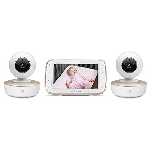 Motorola MBP50-G2 Video Baby Monitor Pan/Tilt/Zoom 5