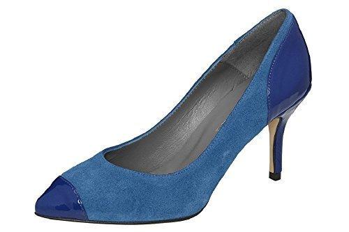 Dini Zapatos Patrizia Ante Bleu Royalblau De ZtwZ8qxvT
