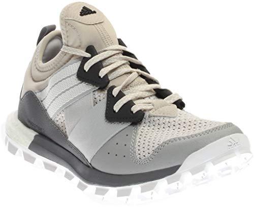 adidas Women's Response TR W Trail Runner, Clear/Brown/White/Matte Silver, 5.5 M US