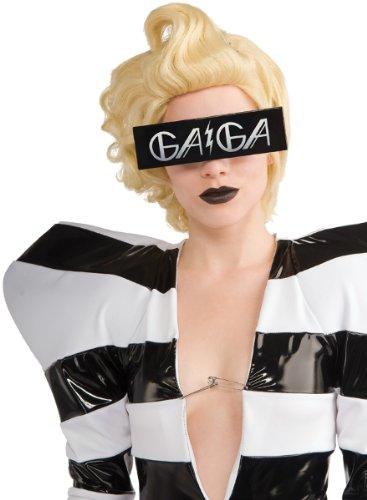 Lady Gaga Printed Glasses]()