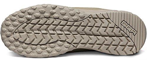 Cqr Mid-caviglia Mens Combattimento Tattico Militare Stivali Edc Outdoorassault Bz101 / Bt102 Cq Bz101-tan (side-zip)