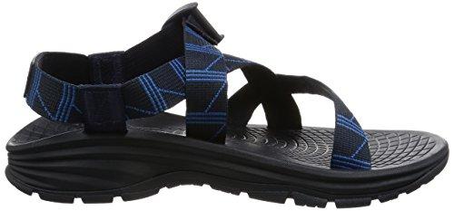 Zvolv Chaco Imperial Men's Blue Sandal 1fqfZS