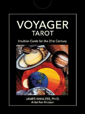 Deck Voyager - Voyager Tarot: Intuition Cards for the 21st Century [With Guidebook]   [TAROT DECK-VOYAGER TAROT-] [Other]