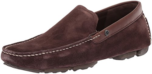 UGG Men's Bel-Air Venetian Driving Style Loafer, Stout, 8 M US