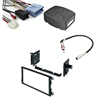 Axxess GMOS-07 GM Non-Amplified Onstar Class II Data Bus Interface W/ CAR RADIO STEREO CD PLAYER DASH INSTALL MOUNTING KIT HARNESS BUICK CADILLAC CHEVROLET GMC HUMMER 2000 - 2009