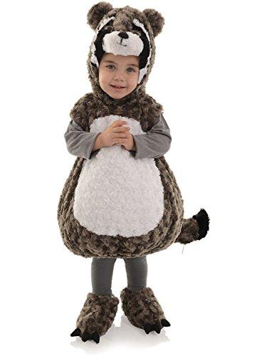 [Raccoon Toddler Costume (Medium (18-24 months))] (Forest Animal Halloween Costumes)