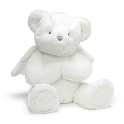 "GUND Baby My Little Angel Plush Stuffed Bear, 14"", Multicolor: Toys & Games"