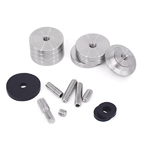 Archery Stabilizer Weight Counterweight Kit Balance Weight For Recurve Bow Compound Bow - Image Stabilizer Kit