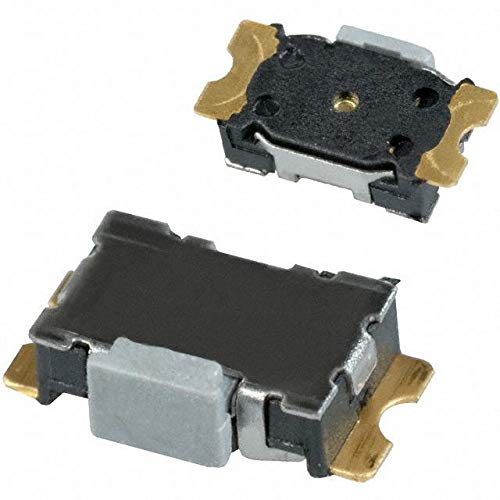 SWITCH TACTILE SPST-NO 0.01A 50V (Pack of 40) (KSS343GLFG) by C&K