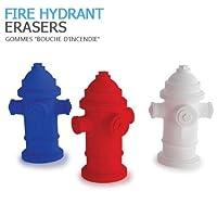 Kikkerland Erasers, Fire Hydrant (ER13P)