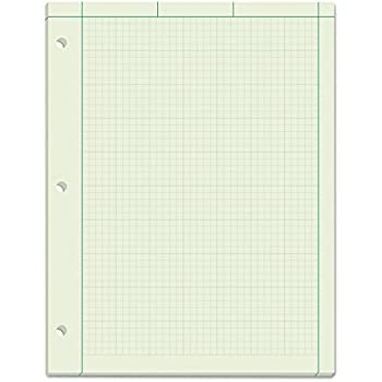 picture about Printable Engineering Paper identify TOPS Know-how Computation Pad, 8-1/2\