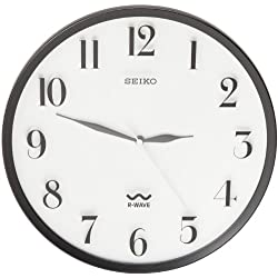 Seiko 12 Radio Wave Wall Clock