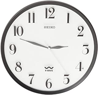 Seiko R-Wave Wall Clock Silver Metallic Case (B002WN2AFG) | Amazon price tracker / tracking, Amazon price history charts, Amazon price watches, Amazon price drop alerts