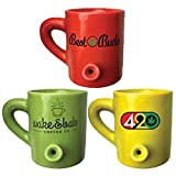 Streamline 1 X 4 Oz Lil' Hot Shot Pipe Mug (Random Color)