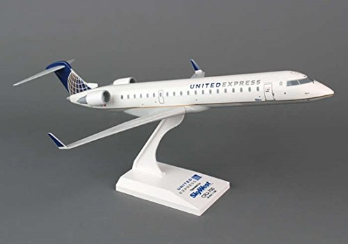 united airlines crj - 3